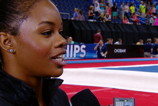 Gabby Douglas Team USA Gymnastics 2016 Olympics